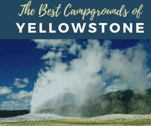 The 10 Best Campgrounds in Yellowstone National Park