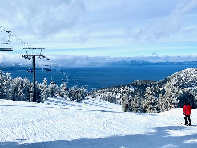 Lake Tahoe Winter RV Campgrounds - Air Dreaming Life