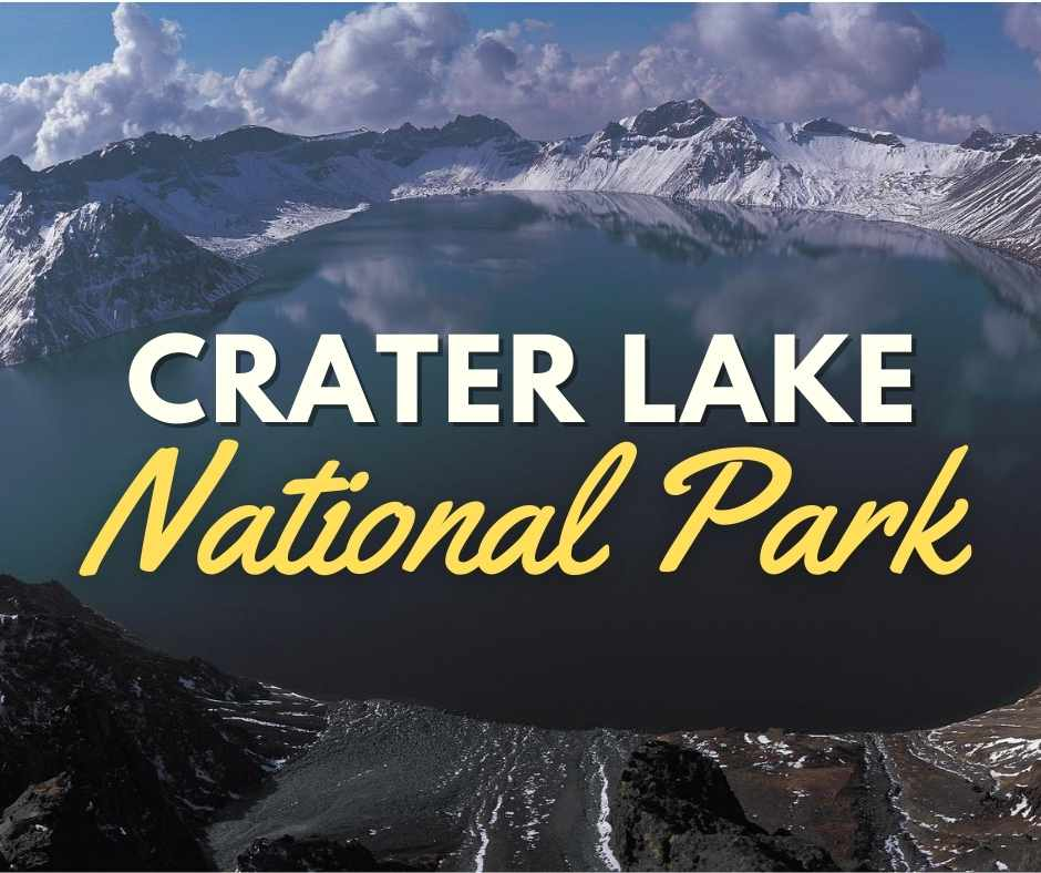 crater lake national park info