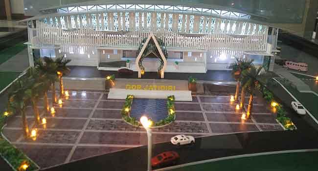 10 Gambar Stadion Jatidiri Semarang Terbaru  Desain Gor