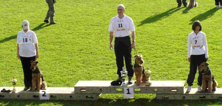 Klubleistungsieger 2006 Leo und Frank