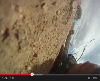 1ArmSkydiver, frame at 3.43 -helmet & camera removed from head