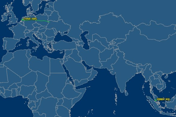 20140717.. MH17 full route, FW classic view