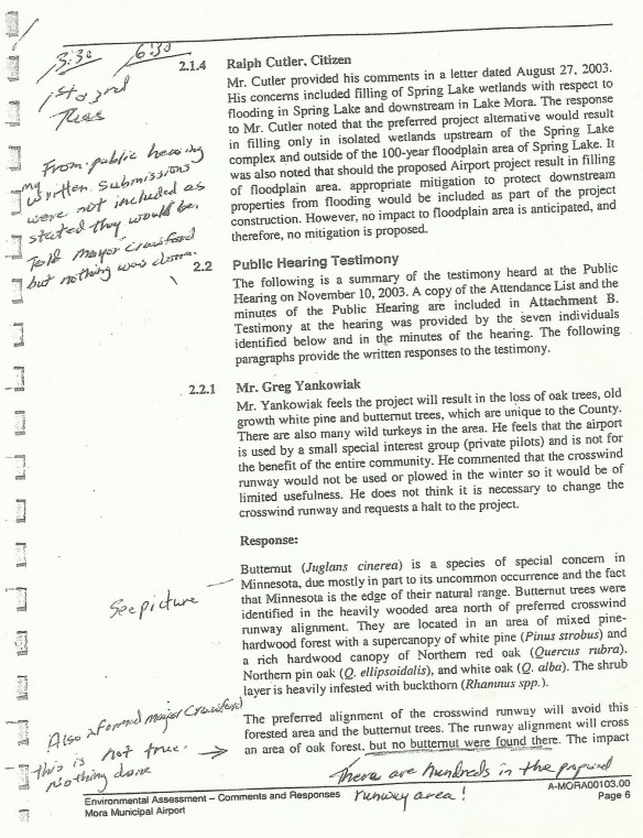 KJMR.. a page from the EA, comments by R.Cutler, G.Yankowiak