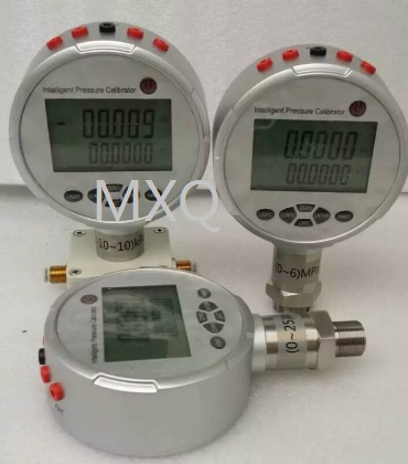 Intelligent Pressure Calibrator