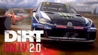 DiRT RALLY 2.0™ WORLD CHAMPIONSHIP TO LAUNCH SEPTEMBER 2019