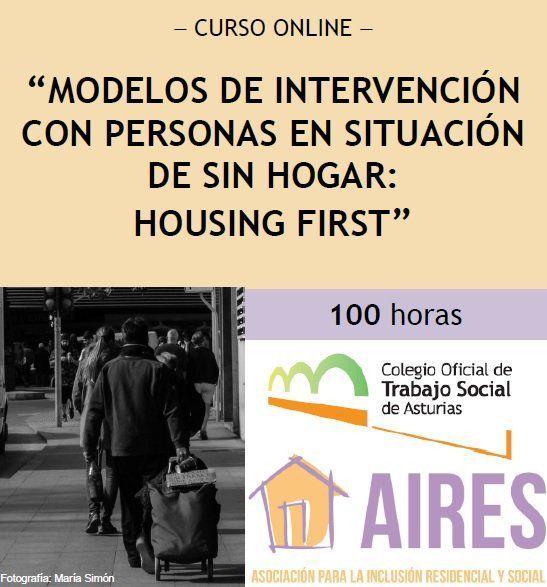 Housing First formación
