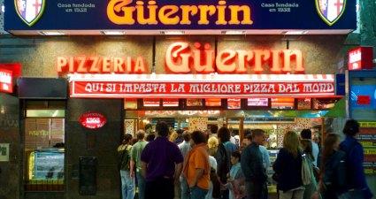 Guerrín, Buenos Aires