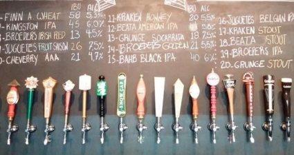 cervejas especiais em palermo