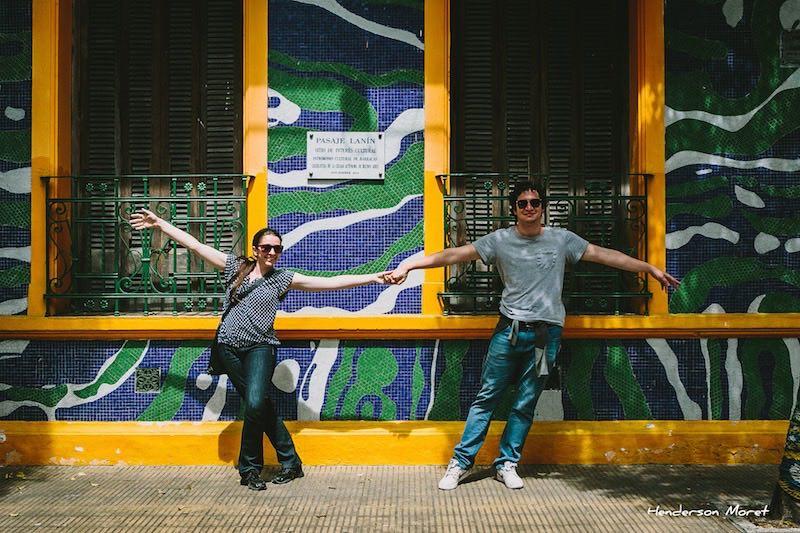 Aires Buenos Tour. Foto: Henderson Moret