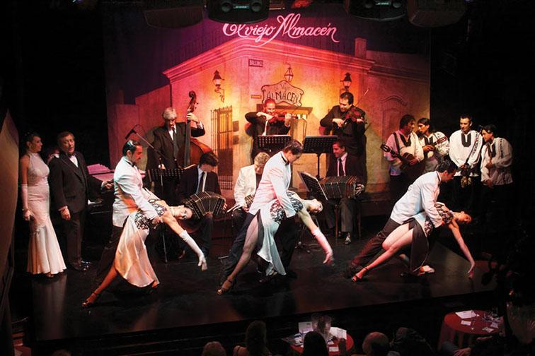 el viejo almacen casa de tango