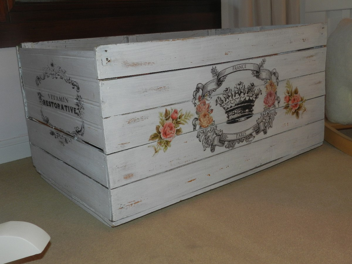 Muebles Shabby Chic Muebles Antiguos Aires Renovados