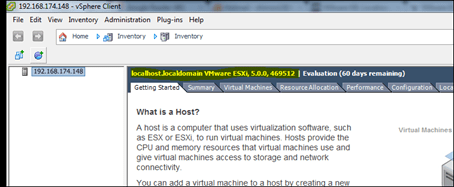 ESXi vSphere VMware Version and Build