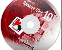 Kaspersky Rescue Disk 10.0.32.17 DC 01.03.2015 Multilingual