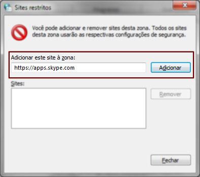 Bloquear Propaganda do Skype 03