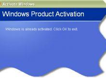 Recupere sua chave de ativação original do Windows.