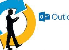 Arquivo de dados do Outlook .PST corrompido. Como reparar?