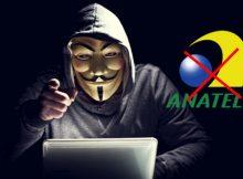 Anonymous diz ter bloqueado PCs da Anatel e pede fim do limite da internet