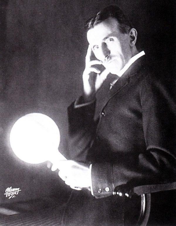 Conclusão – Nikola Tesla