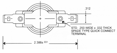 Thermostatic Switch & Bimetal Thermostat: Temperature