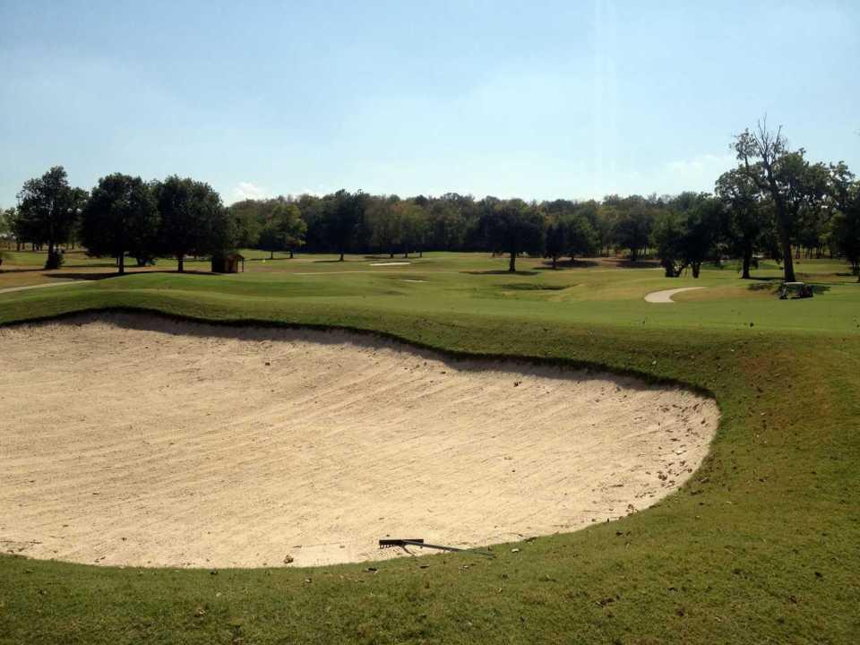 golf construction, putting green, bunker drainage, sand trap drainage, usga