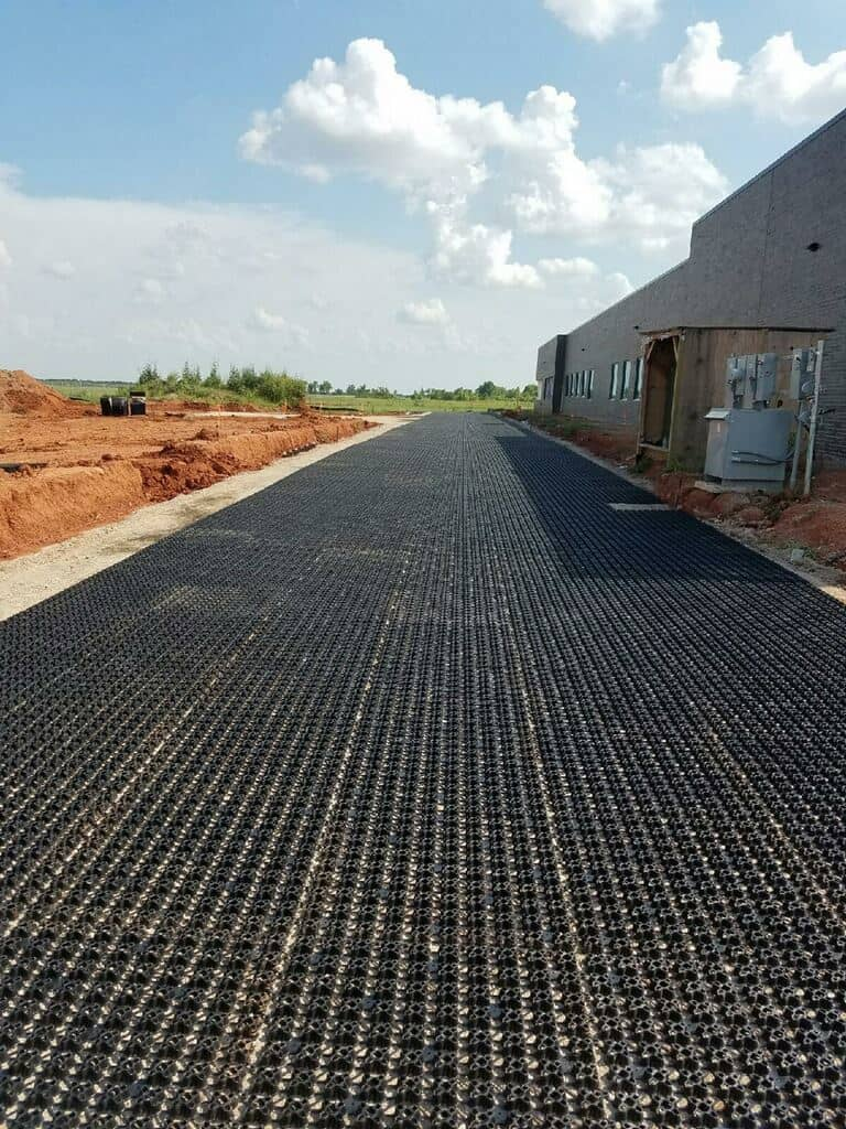 Grass porous pavers, grass porous paving, AirPave, porous paving, grass pave, grass paving, turf reinforcement, porous paving system, grass fire lanes, reinforced grass paving, 32 12 43, 32 14 43, Porous Flexible Paving, grasspave2