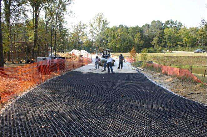 AirPave, grass paving, grasspave2, invisible structures, grass pave fire lanes, porous flexible paving