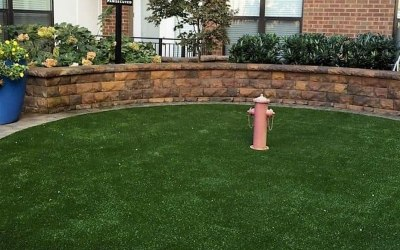 synlawn, airdrain, drainage, pet relief area, k9grass, dog run drainage, k9 drainage