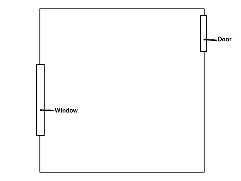 9 Ways To Ventilate a Room With One Window