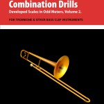 Combination Drills Vol 2 – Tbn – Cover