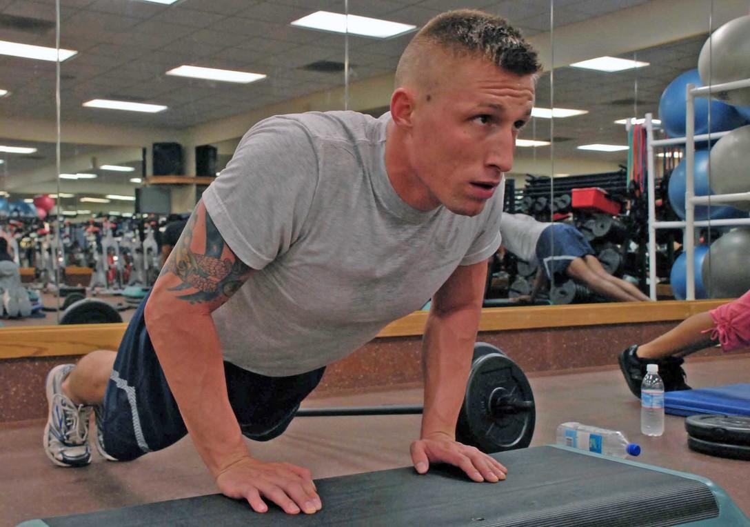 AF Pushup Training Plan