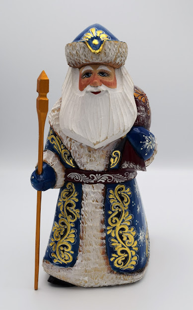 Russian Santa - Tanya Image