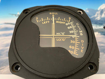 F-100 Low Altitude Bombing System Indicator Image