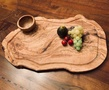 Olive Wood Charcuterie Board Image