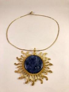 Sunburst Peruvian Necklace Image