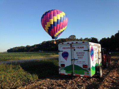 Delmarva Hot Air Balloon Ride for 2 Image