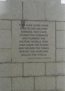 inscription on wall