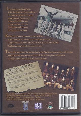 Escape and Evasion Books   Air Forces Escape & Evasion Society