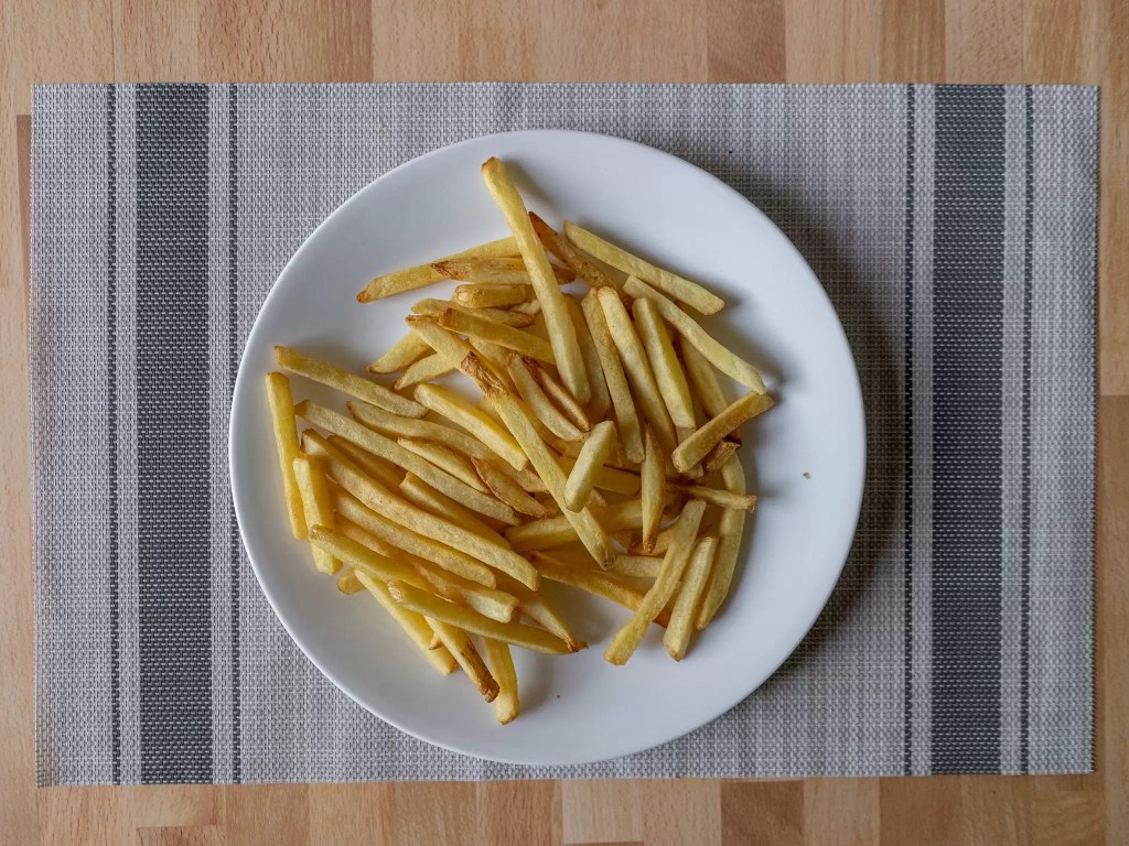 Alexia Organic Yukon Select Fries air fried