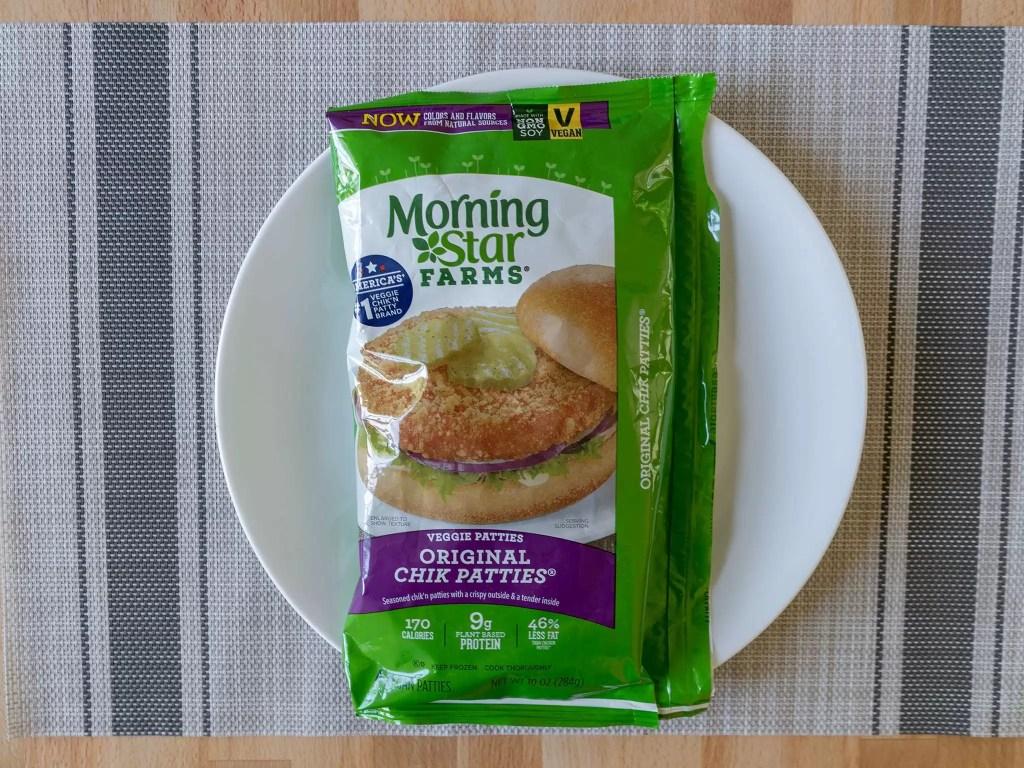 MorningStar Farms Original Chix Patties