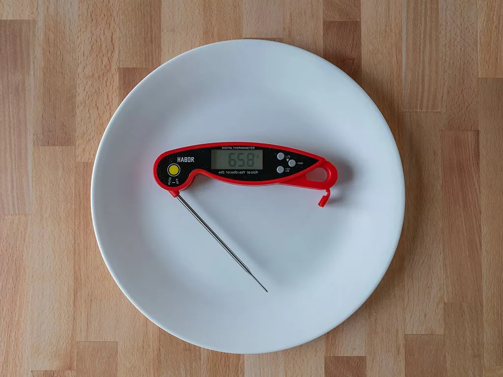 Harbor Meat Thermometer