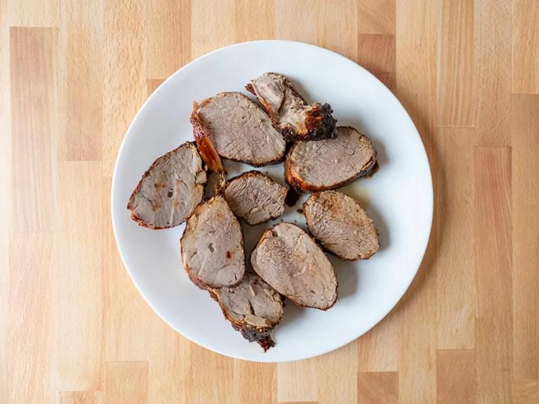 How to air fry pork tenderloin