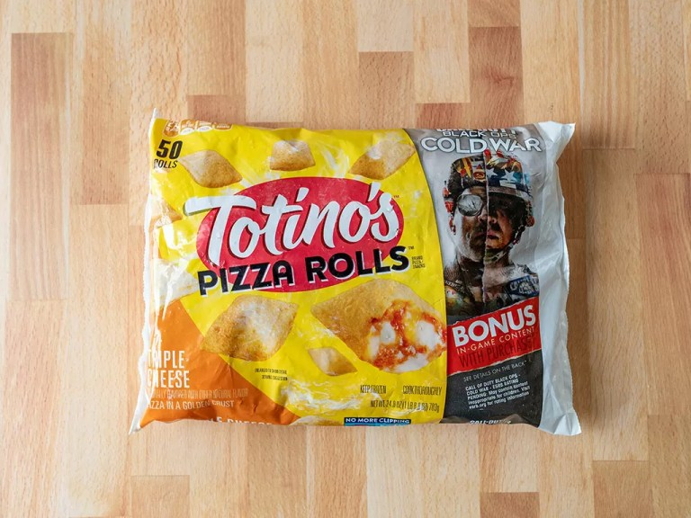 How to cook Totino's Pizza Rolls in an air fryer