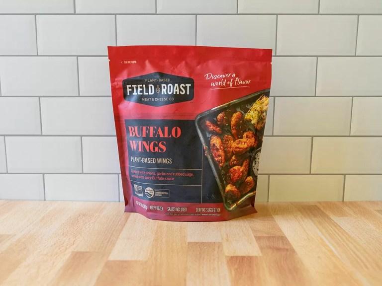 How to cook Field Roast Buffalo Wings in an air fryer
