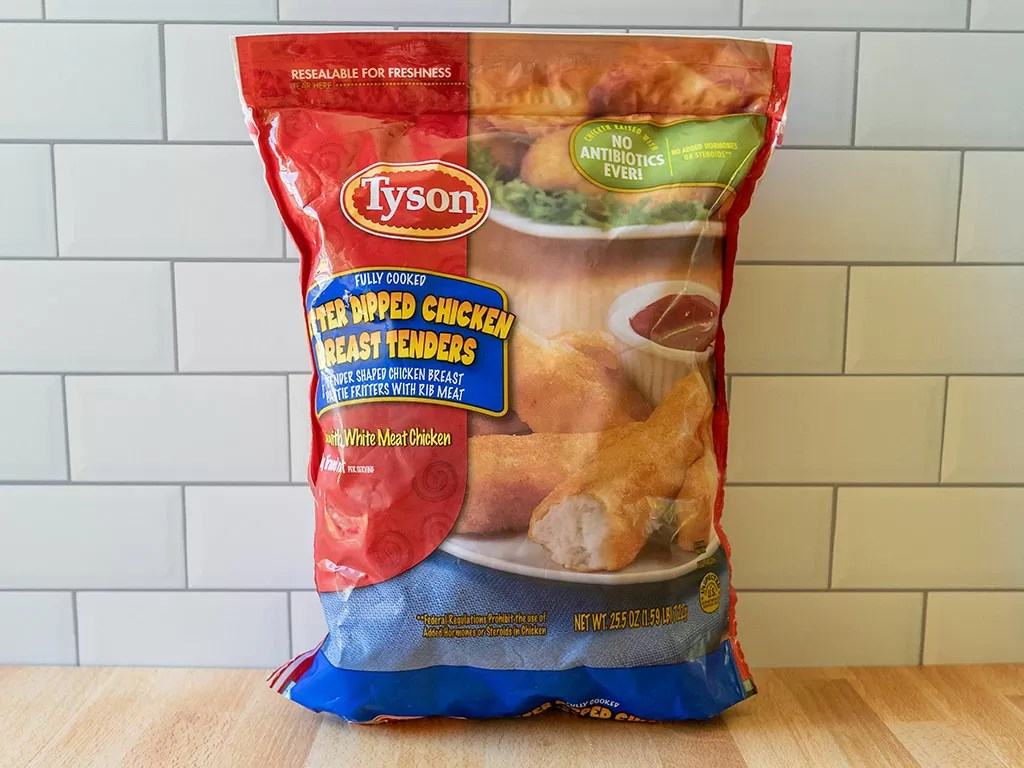 Tyson Batter Dipped Chicken Breast Tenders