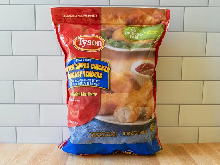 How to air fry Tyson Batter Dipped Chicken Breast Tenders