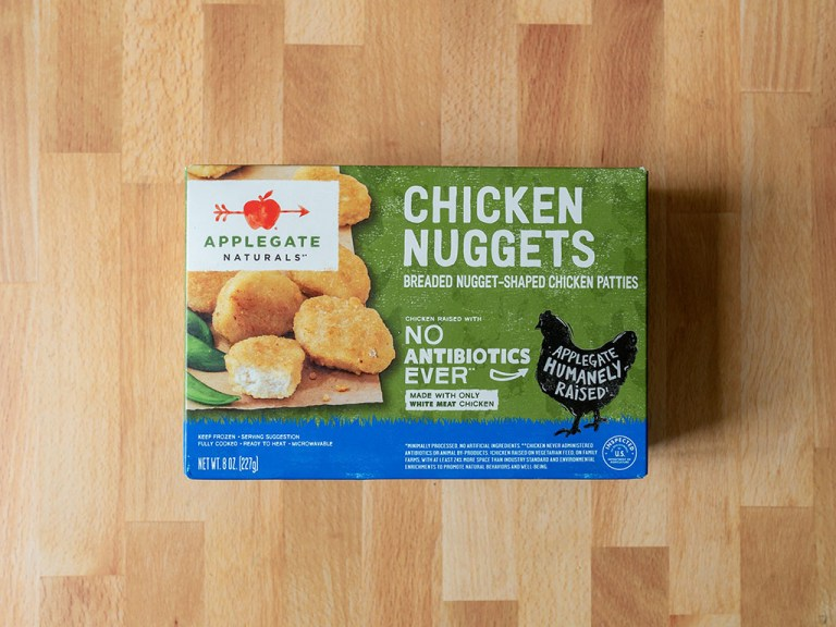 How to cook Applegate Naturals Chicken Nuggets in an air fryer