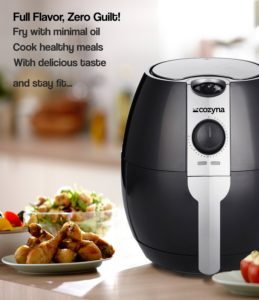 Cozyna Air Fryer Review