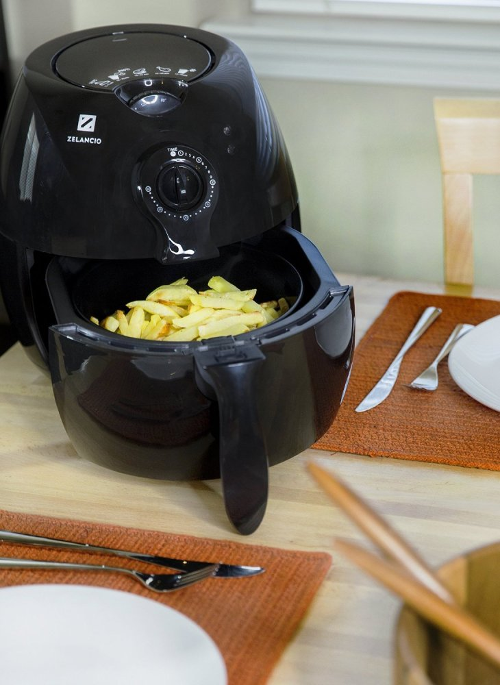 Zelancio Air Fryer Review