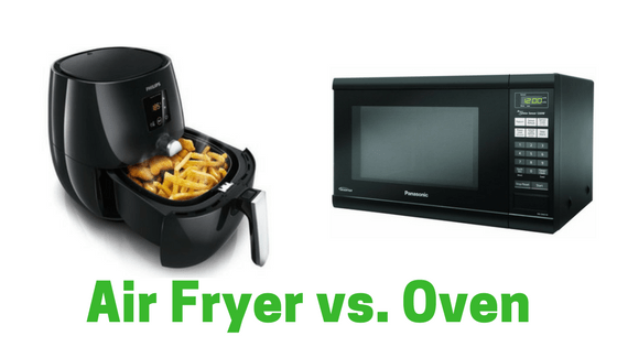 air fryer vs oven how air fryer is